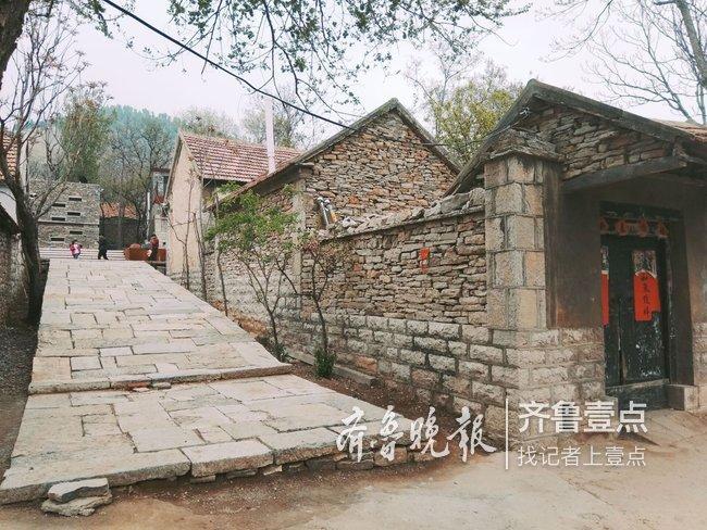 临沂这个昔日吃不上水的山村,如今美翻了!