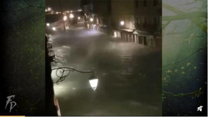 痛心!威尼斯最严重水灾怎么回事?终于真相了,原来是这样!