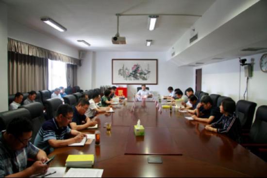 济南市工商联举行理论学习中心组第八次集体(扩大)学习暨主题金莎读书学习笔记观摩交流