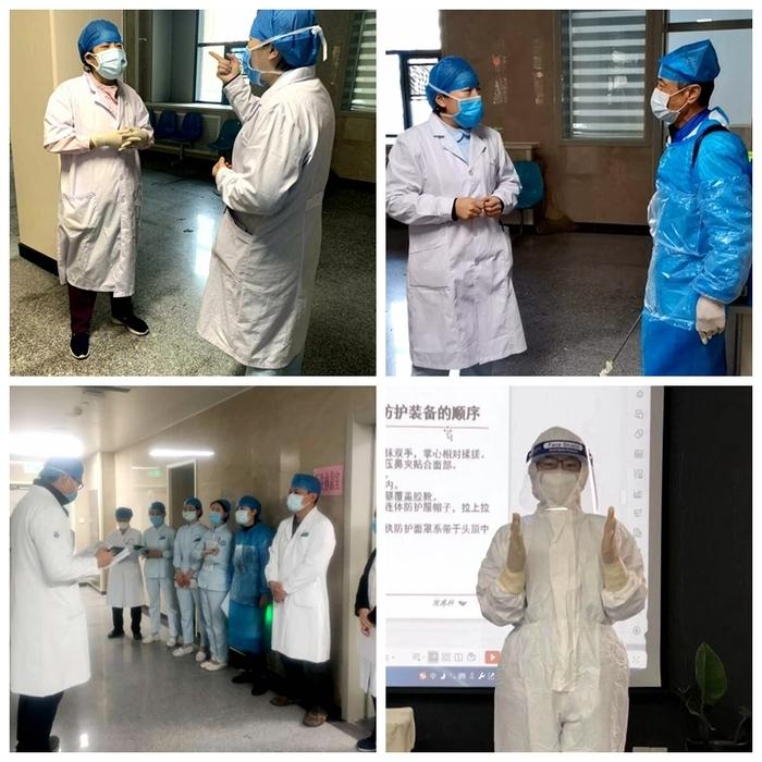 抗击新冠肺炎,济南市儿童医院感防控一直在行动