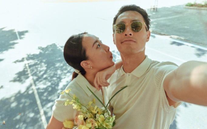 """幸福99哦!杨祐宁结婚 """"9.9""""发照片寓意是希望长长久久"""
