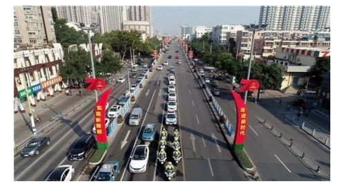 国庆假期首日济南交通平稳有序,景区将迎来出行高峰