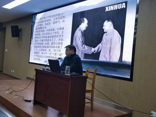 """济南二中物理组开设""""物理与生活""""大讲堂"""