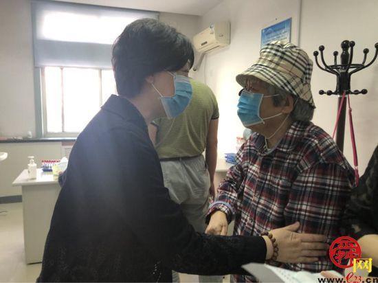 济南市二院开展2020年退休人员健康体检工作