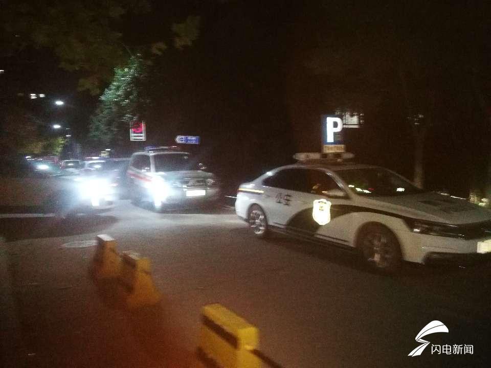济南:两口子吵架砸了燃气表致燃气泄漏  整栋楼居民被疏散
