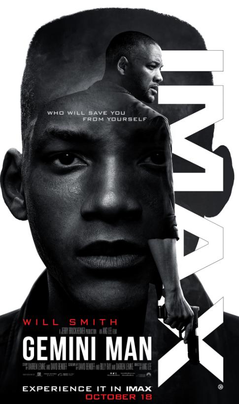《双子杀手》威尔史密斯和自己对决 IMAX激光厅细节呈现满分