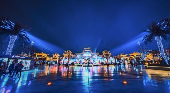 5D全景升级《牛郎织女》,打造旅游新动能,济南方特四周年再出发