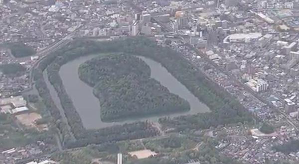 """日本""""百舌鸟古墓群""""列入世界遗产 为促旅游发展将开通环游巴士"""