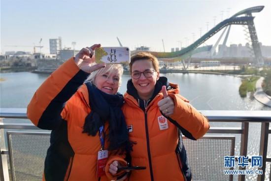 北京冬奥举行首个国家(地区)奥委会和残奥委会开放日