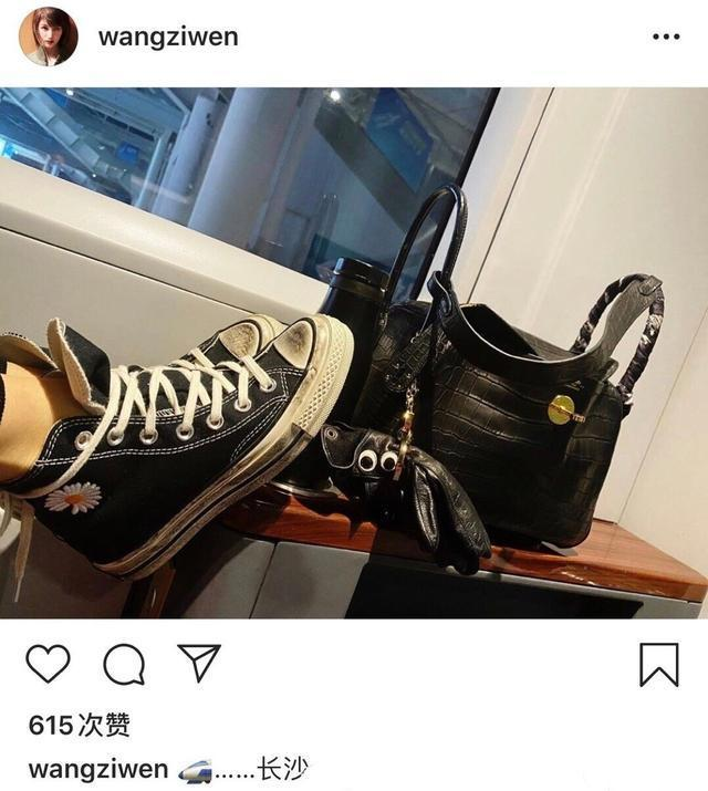 本尊《回应》了!王子 文[因踏桌道]歉  一《场》炫{包}包【以及鞋】子 引[发的事]件?