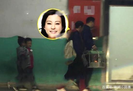 郝蕾新爱情疑曝光 网友:她啥时云集异的?