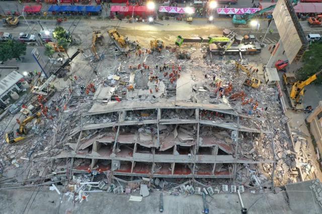 福建泉州隔離點酒店坍塌詳情披露 具體是啥情況?