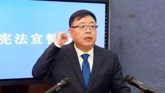 """杨洪涛任德州代市长 曾获""""全国优秀县委书记""""称号"""