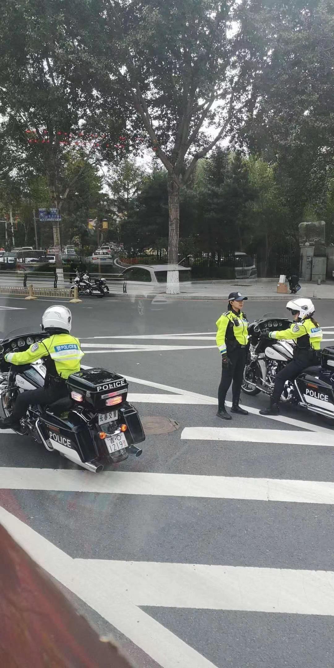 长春交警购置多辆单价36万哈雷摩托引热议,回应:手续正规