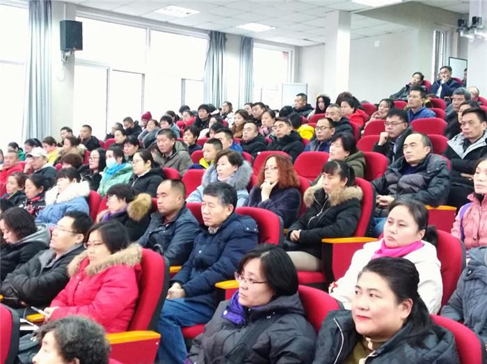"""济南市""""泉家共成长""""家庭教育主题讲座走进济南旅游学校"""