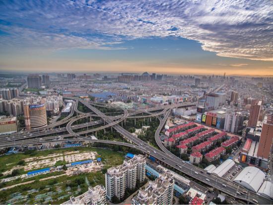"""""""三区引领""""激发新活力  天桥区加快建设现代化中心城区"""