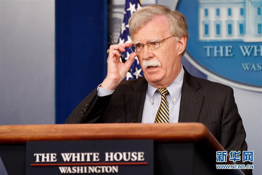 """""""鹰派""""代表博尔顿走人 美国外交政策何去何从"""
