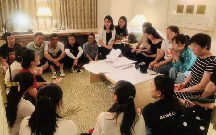 济南童林堡幼儿园:台湾八天研学 烙下一辈子的幼教记忆