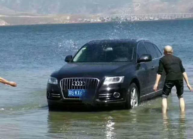 又有人在洱海洗车 警方:涉事者被找到 正接收处理