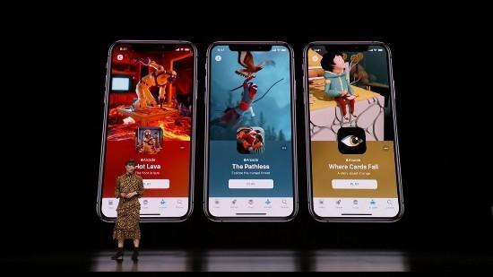 苹果投资5亿美元制作独占游戏