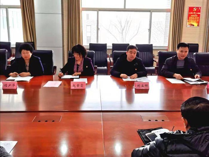 济南信息工程学校党委召开主题教育总结大会