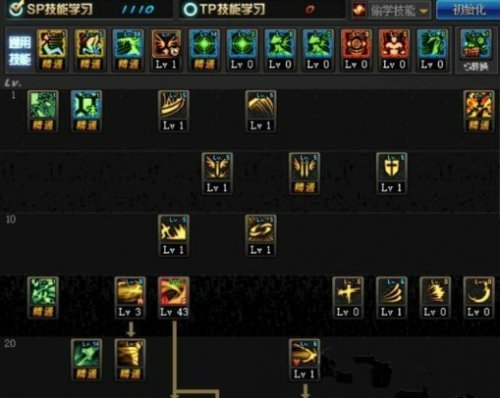 DNF剑影技能怎么加点 DNF剑影刷图加点图/剑影技能加点
