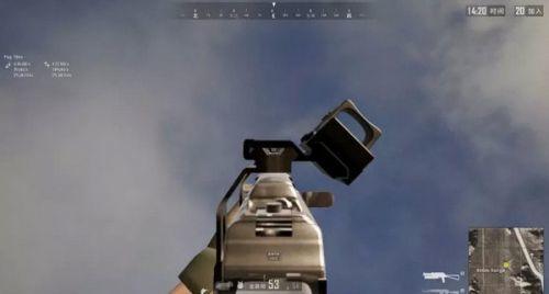 绝地求生侧面瞄具不可或缺的攻略:要知怎么用?我教你啊