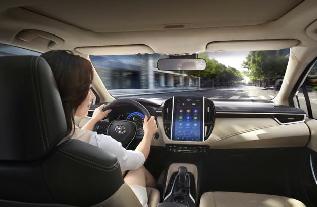 创造智能安全新标杆 卡罗拉新款即将7月上市