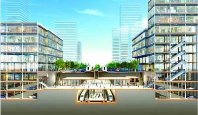 """青岛的""""地下城""""怎么建?方案来了,请您提意见"""