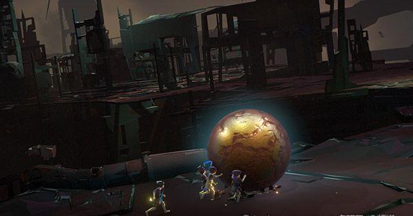 冒险游戏《风向标》宣布将登陆PC Steam平台