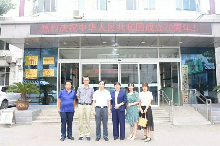 济南市四院选派3名优秀业务骨干赴乡镇支援基层医疗卫生工作