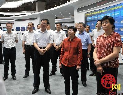 国家市场监管总局领导来济南调研