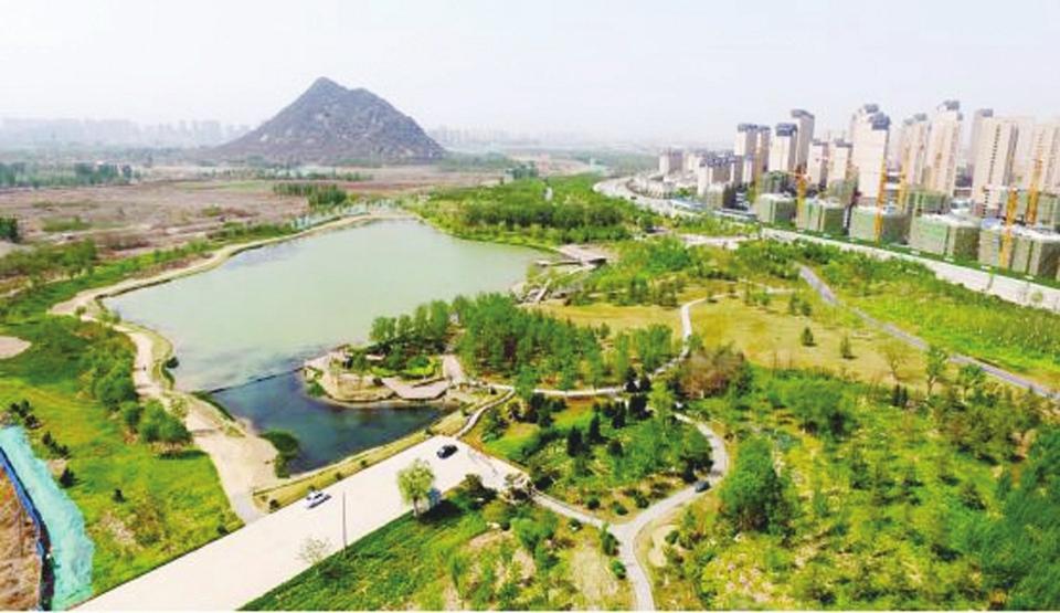 """历城积极融入黄河流域生态保护和高质量发展重大国家战略 今年1005亿元构筑战略发展新""""洼地"""""""