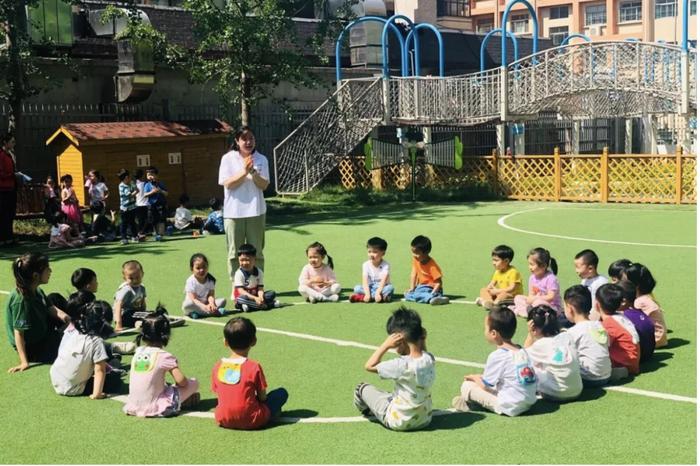 济南童林堡幼儿园:一位家长义工的进班日记