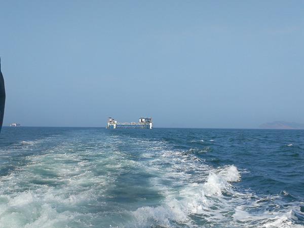 """这就是山东丨两个世界第一!""""长鲸一号""""仅需4人就能喂养1000吨鱼"""