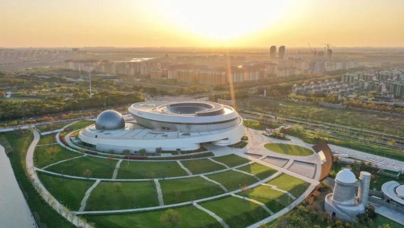 【约起来】上海全球最大天文馆18日开馆 超多打卡点等你来探索