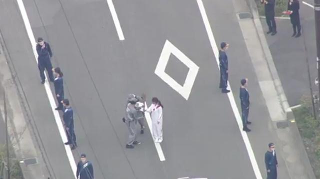 尴尬!东京奥运会圣火传递过程中意外熄灭