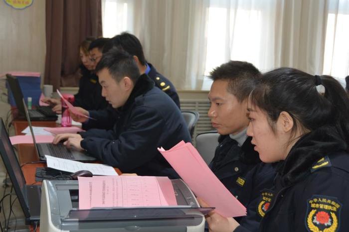 61个部门公开PK!济南市中城管年度考核有力度