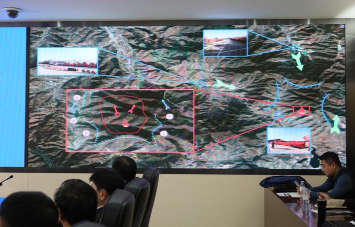 联席会+桌面推演 济南应急完善森林火灾处置机制