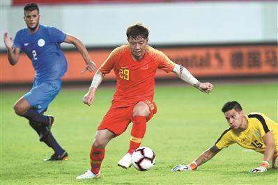"""2022年世界杯亚洲区40强赛抽签揭晓 国足""""上上签""""?"""