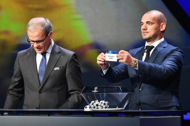 欧冠小组抽签揭晓 巴萨、国际米兰多特蒙德死亡之组 曼城上上签