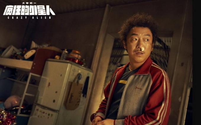 首位百亿票房明星 黄渤主演六部电影票房超十亿