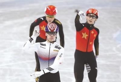 连两年世锦赛铩羽而归 中国短道队苦涩中等待蜕变