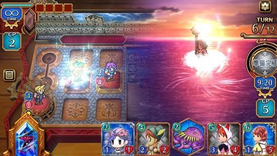 SE发表游戏新作 《最终幻想:数字卡牌游戏》