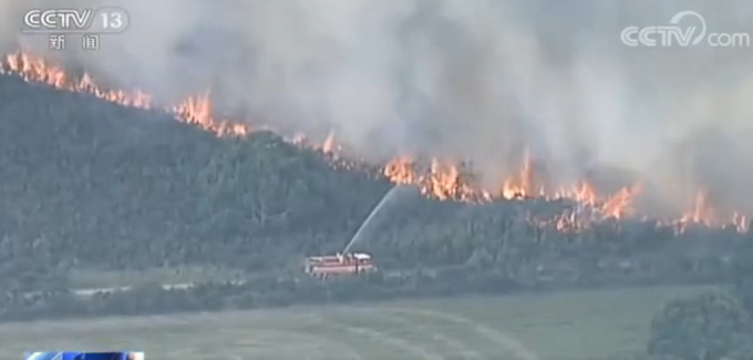 澳大利亚水火两重天,一边洪灾一边山火,当地人曾因下雨而狂喜