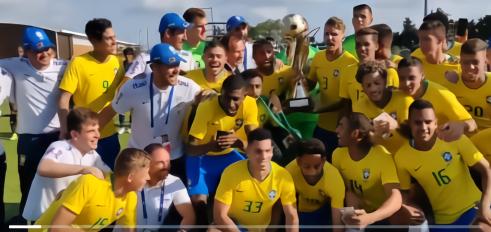 巴西点球险胜日本,夺得队史第9...