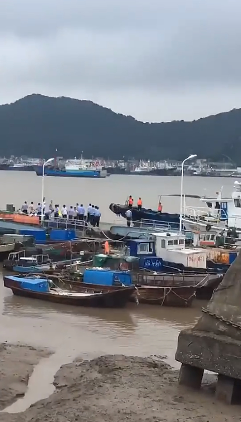 悲痛万分!女童遗体漳州被发现 发现遗体的船老大讲述始末经过
