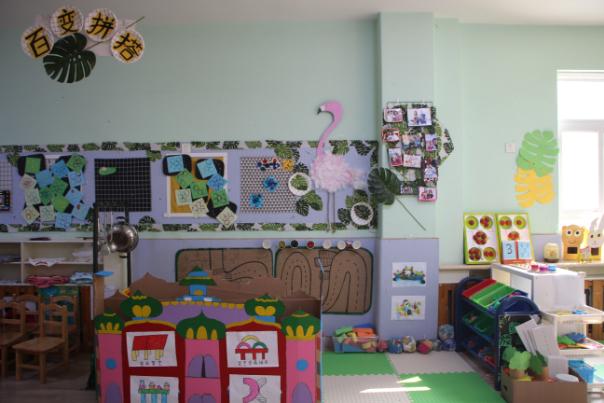 历下区卓雅幼儿园:六大风格秀出来 总有一款你喜欢!