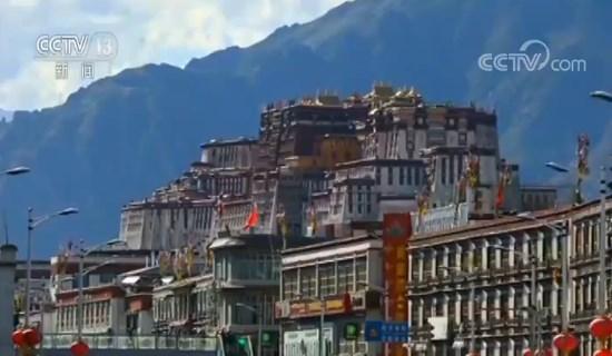 经济新活力 西藏物流网络日益畅通 快递下乡成时尚