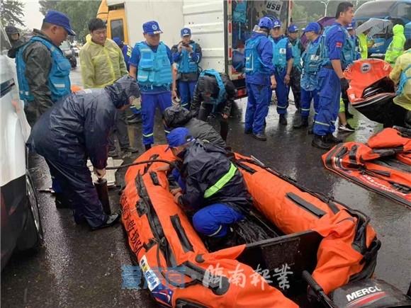 章丘相公庄街道需快艇、摩托艇外撤人员 请爱心人士支援!